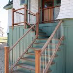 Side Entrance Stairs