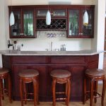 Custom-Built Bar Area